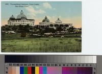 """""""Theosophical Institute, Point Loma, San Diego. 1915."""""""