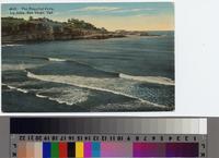 """""""The Peaceful Cove, La Jolla, San Diego, Cal."""""""