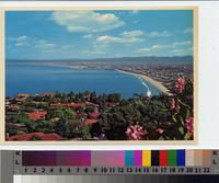 """View from Palos Verdes Peninsula, Palos Verdes, California"""