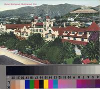 """Hotel Hollywood, Hollywood, Cal."""