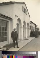 """E.D. Slingsby, Manager, Palos Verdes Golf Clubhouse."""