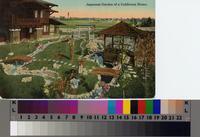 """""""Japanese Garden of a California Home"""""""