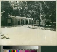 Chadwick School campus buildings, Palos Verdes, California