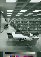 Library Interior, Peninsula  Center Library
