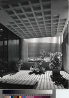 Courtyard Garden Interior, Peninsula Center Library