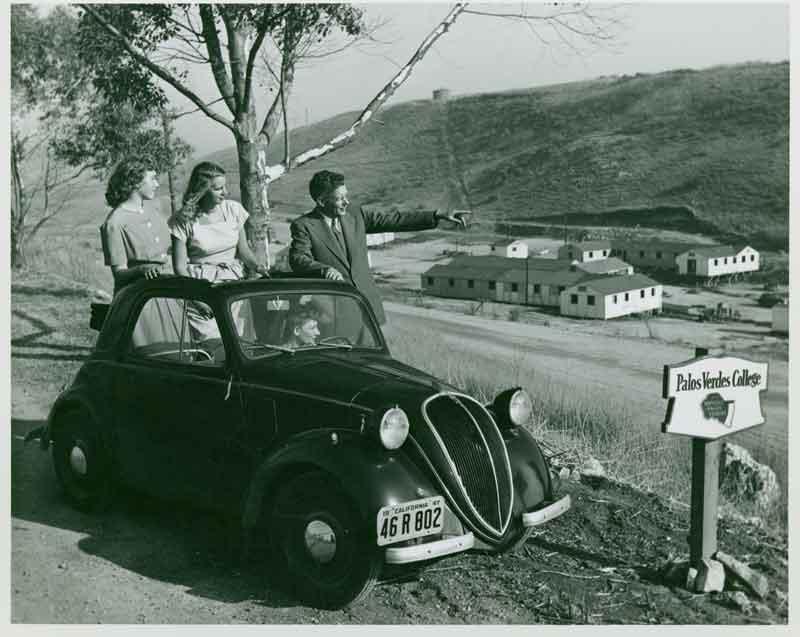 Palos Verdes College Photo Collection