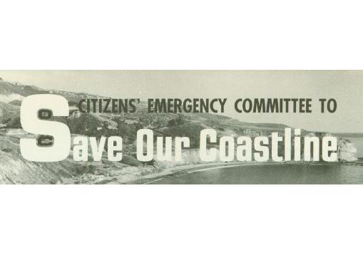 Save Our Coastline newsletters