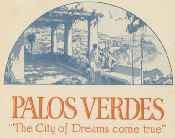 Palos Verdes Project Promotional Material Collection