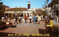 Ports O' Call Village San Pedro, California