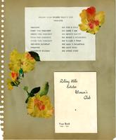 Scrapbook 1960-1962