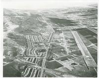 Aerial view of South Torrance and portion of Palos Verdes Peninsula