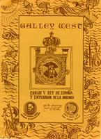 """""""Galley West at Marineland of the Pacific"""" menu"""